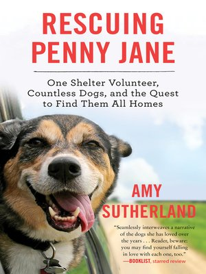 cover image of Rescuing Penny Jane