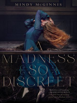 cover image of A Madness So Discreet