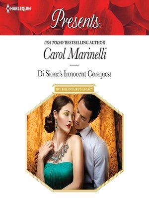 cover image of Di Sione's Innocent Conquest