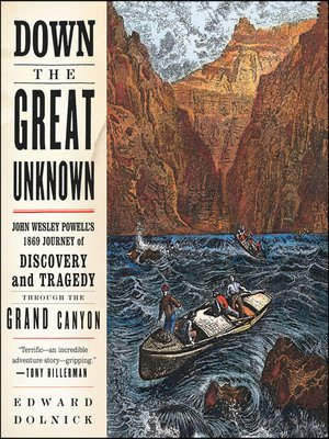 cover image of Down the Great Unknown