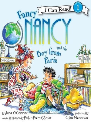 cover image of Fancy Nancy and the Boy from Paris