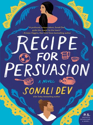 cover image of Recipe for Persuasion