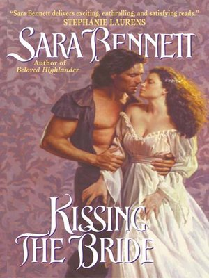 cover image of Kissing the Bride