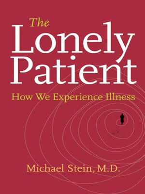 cover image of The Lonely Patient