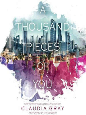 cover image of A Thousand Pieces of You