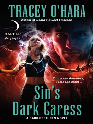 cover image of Sin's Dark Caress