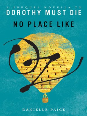 cover image of No Place Like Oz