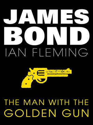 cover image of The Man with the Golden Gun