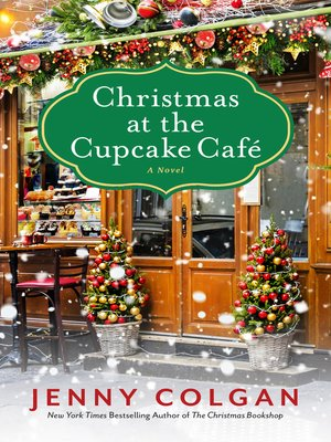 cover image of Christmas at the Cupcake Cafe