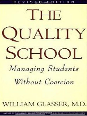 cover image of The Quality School RI