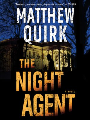 cover image of The Night Agent