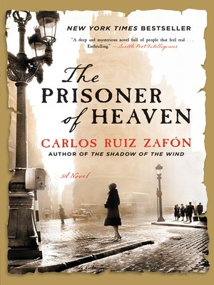 cover image of The Prisoner of Heaven