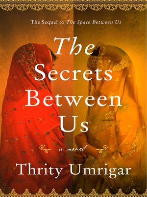 cover image of The Secrets Between Us