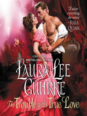 cover image of The Trouble with True Love