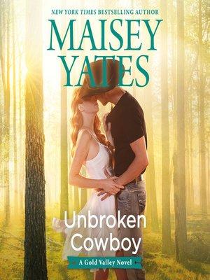 cover image of Unbroken Cowboy