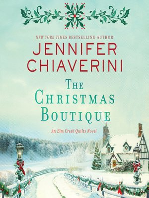cover image of The Christmas Boutique