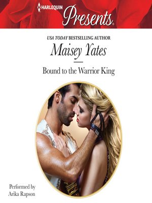 cover image of Bound to the Warrior King