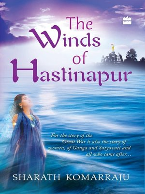 cover image of Winds of Hastinapur