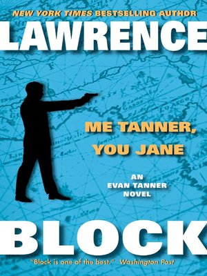 cover image of Me Tanner, You Jane
