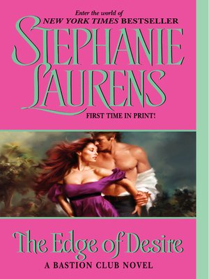 cover image of The Edge of Desire