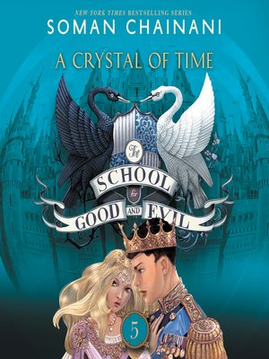 cover image of The School for Good and Evil #5