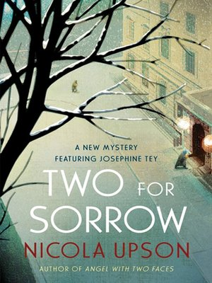 cover image of Two for Sorrow