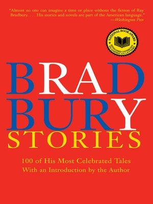 cover image of Bradbury Stories