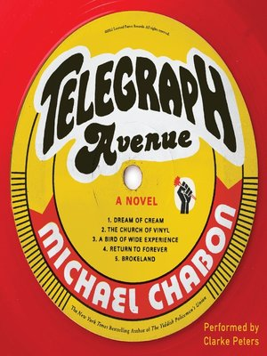 cover image of Telegraph Avenue
