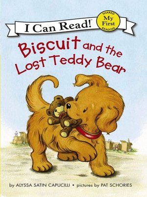 cover image of Biscuit and the Lost Teddy Bear