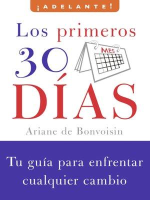 cover image of Los primeros 30 dias