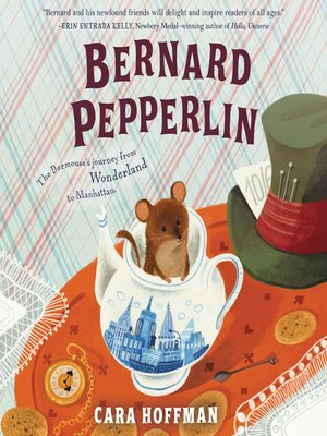 cover image of Bernard Pepperlin