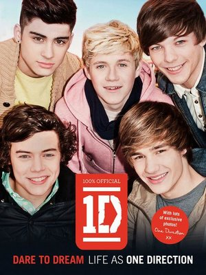 cover image of One Direction: Dare to Dream