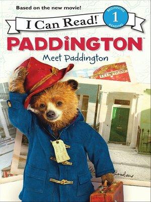 cover image of Meet Paddington