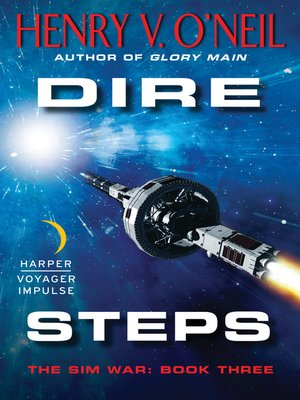 cover image of Dire Steps