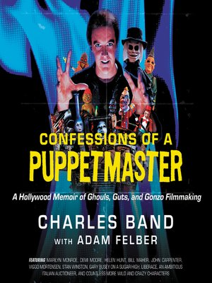 cover image of Confessions of a Puppetmaster