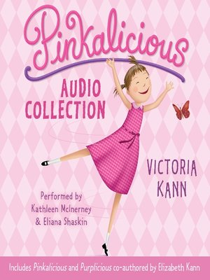 cover image of Pinkalicious Audio Collection