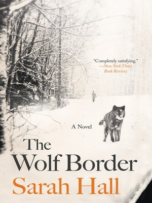 cover image of The Wolf Border