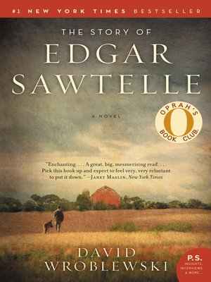 cover image of The Story of Edgar Sawtelle