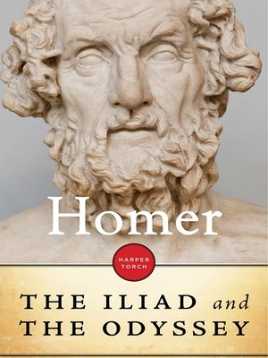 cover image of Iliad and Odyssey