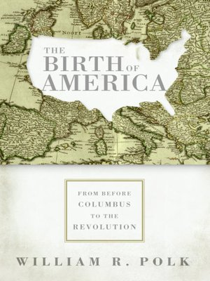 cover image of The Birth of America