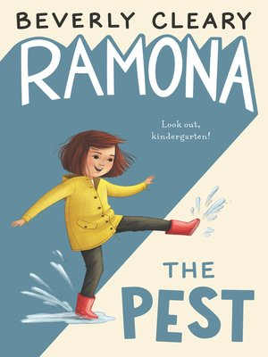 Beverly cleary overdrive rakuten overdrive ebooks audiobooks cover image of ramona the pest fandeluxe Gallery