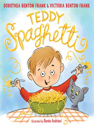 cover image of Teddy Spaghetti