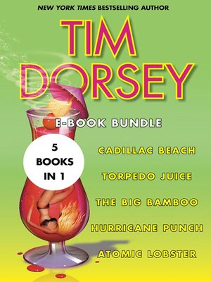 cover image of Tim Dorsey Collection #2