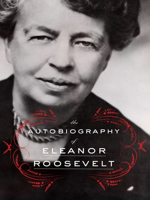cover image of The Autobiography of Eleanor Roosevelt