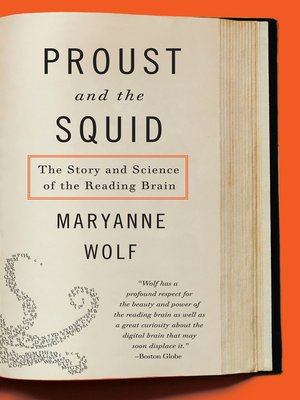 cover image of Proust and the Squid