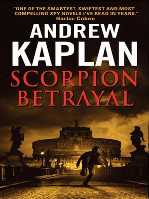 cover image of Scorpion Betrayal