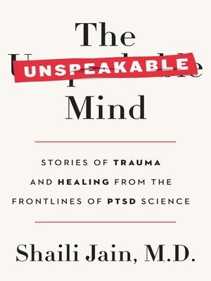 cover image of The Unspeakable Mind