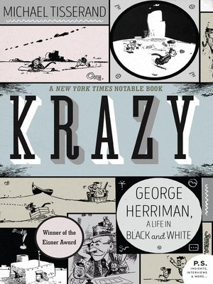 cover image of Krazy