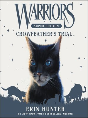 cover image of Crowfeather's Trial