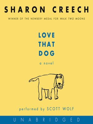 cover image of Love That Dog